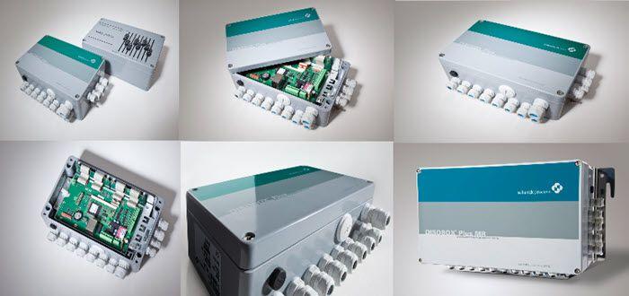 Bộ chuyển đổi A / D DISOBOX Plus Schenckprocess.
