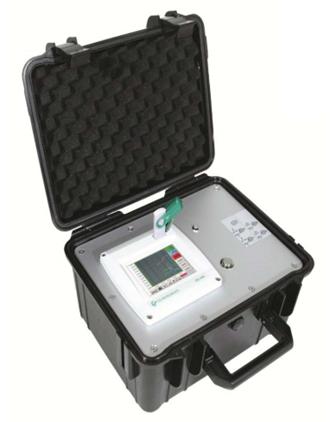 Máy Ghi Dữ Liệu Biểu Đồ Cs instruments DS 400 mobile