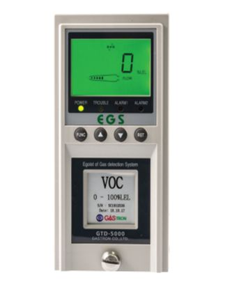 Thiết Bị Phát Hiện Rò Rỉ Khí GTD-5000 VOC GASTRON