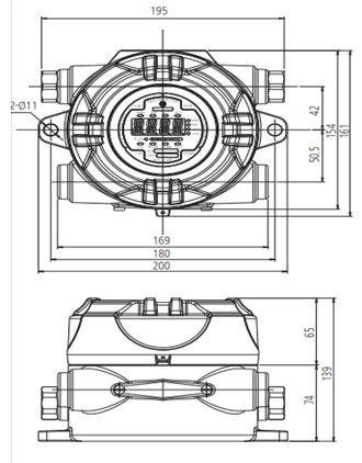 VOC GTD-5100F GASTRON