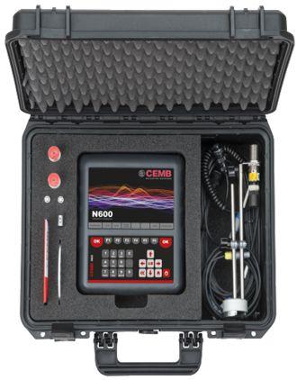 Máy đo độ rung cầm TayN600