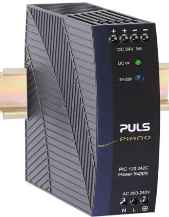 Bộ Nguồn PULS PIC120.242, Power Supplies PIC120.242C DIN-rail PULS