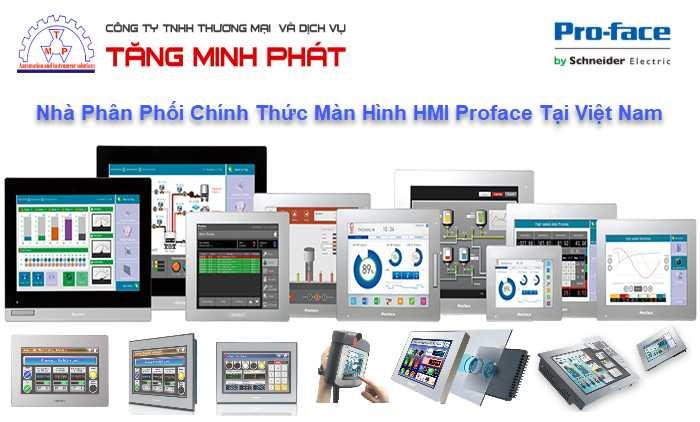 Màn Hình HMI Proface Việt Nam - Đại Lý HMI Proface Việt Nam
