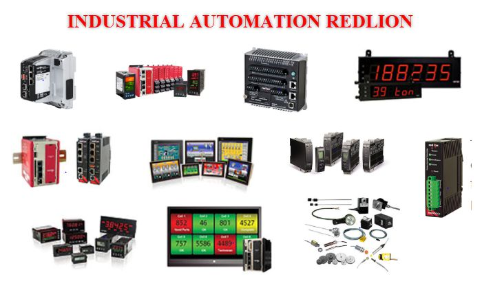 INDUSTRIAL AUTOMATION PRODUCTS REDLION