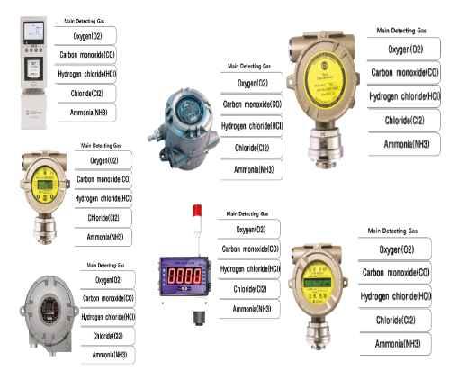 Thiết Bị Phát Hiện Khí Độc Gastron - Oxygen / Toxic Gas Detector Gastron
