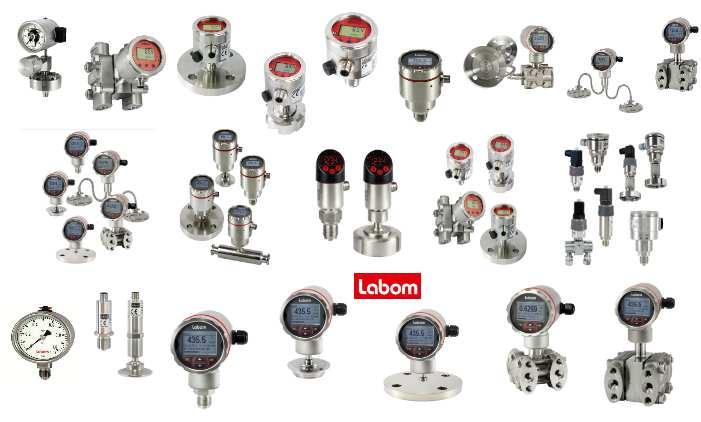 Thiết Bị Đo Áp Suất Labom Pressure Measurement LABOM