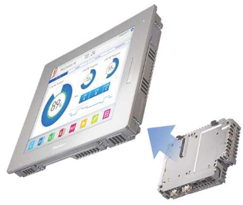 Màn Hình Cảm ỨngHMISP5000 Series