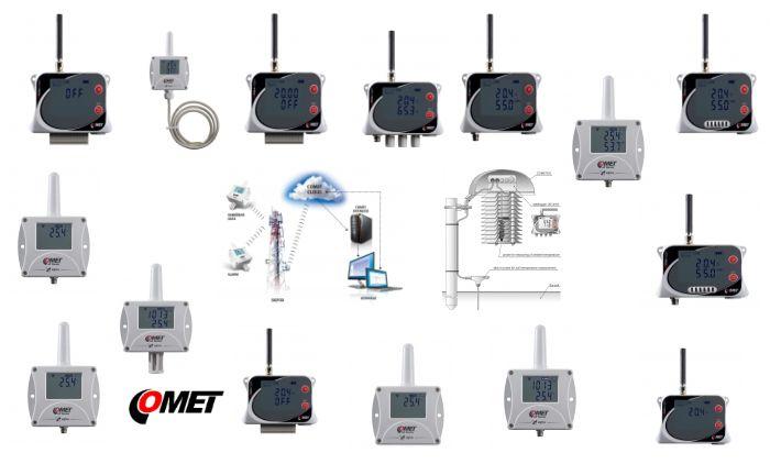 Thiết Bị Kết Nối Không DâyComet system |WirelessComet system