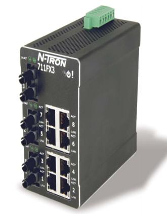 711FX3 Redlion, Industrial Ethernet Switch Redlion, đại lý Redlion tại vietnam