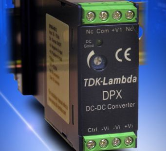 Bộ chuyển đổi DC-DC DPX TDK Lambda, DPX40-12T3315, DPX15-24WS3P3