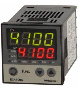 Bộ điều khiển nhiệt độ EC4100C, Ohkura Vietnam