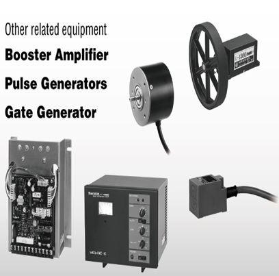 Booster Amplifier TB800-TB820, LEC-**B-G12F, L-1200A (SPL) Nireco