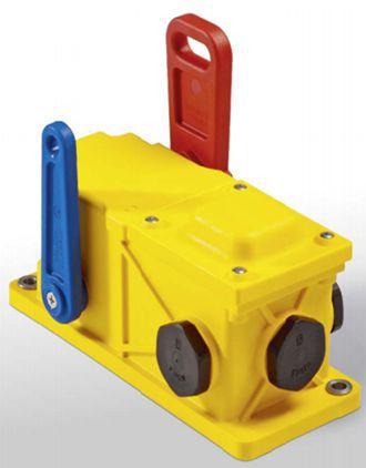 Công Tắc Giật Dây Dừng Khẩn Cấp PRS Kiepe, Belt Conveyor Pull Rope Switch