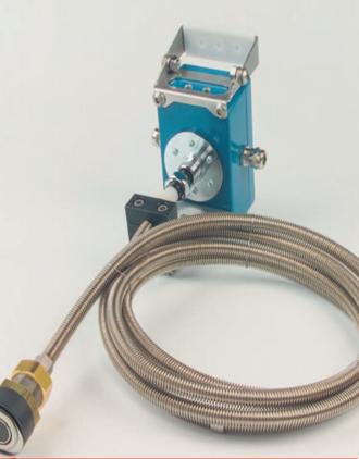 ĐẦU DÒ PHÁT HIỆN NGỌN LỬA FUX 3200 MINIMAX - Spark/Flame detectors FUX 3200