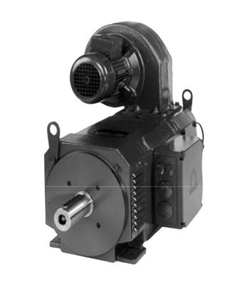 Động cơ DC Baumuller - Động cơ DC motors GN, Baumuller vietnam