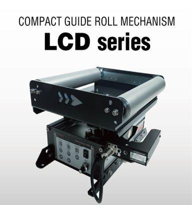 Compact Guide Roll Mechanism LCD series Nireco, Đại lý Nireco Vietnam