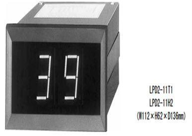 Digital tap position display LPD2-11T1 Daiichi, LPD2-11H2 Daiichi vietnam