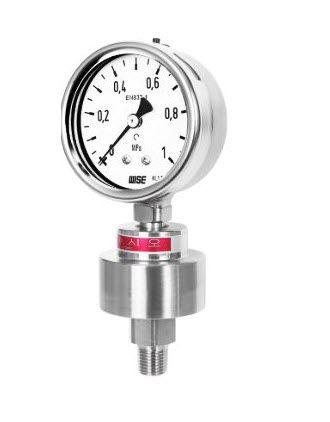 Đồng hồ đo áp suất có màng P701 Wise, wise vietnam