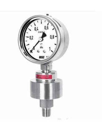 Đồng hồ đo áp suất có màng P710, P720, P730  Wise