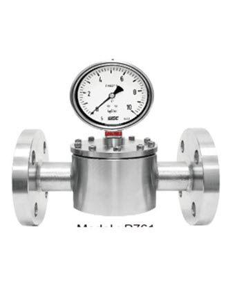 Đồng hồ đo áp suất có màng P761 Wise, Wise vietnam