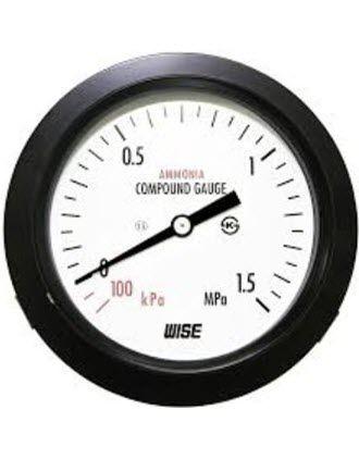 Đồng hồ đo áp suất P111 Wise, wise việt nam