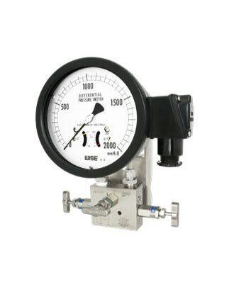 Đồng hồ đo chênh áp P640 wise, wise việt nam