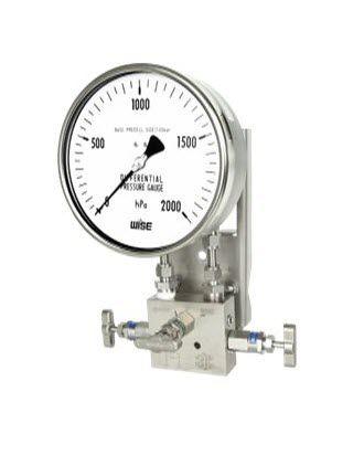 Đồng hồ đo chênh áp P660 wise