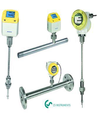 Đồng Hồ Đo Lưu Lượng Khí Gas M-Bus Cs Instruments Dạng Thermal Mass