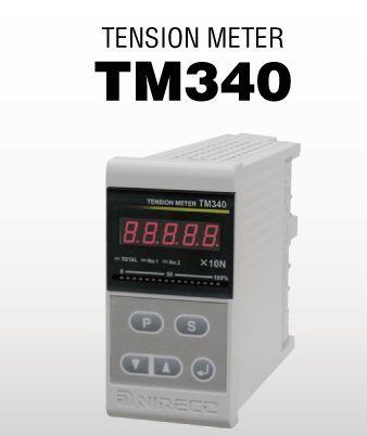 Đồng hồ hiển thị lực căng TM340 Nireco, Nireco Vietnam, TM340 Nireco