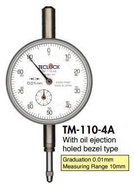 Đông hồ so TM-110-4A Teclock, đại lý teclock tại vietnam