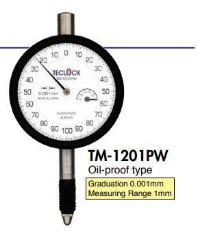 đồng hồ so TM-1201PW Teclock, Teclock việt nam