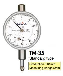Đông hồ so TM-35 Teclock