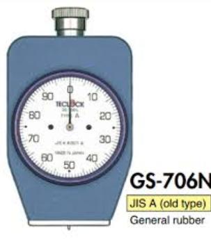 GS-706N teclock, đồng hồ đo độ cứng cao su GS-706N, Teclock vietnam