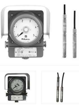 LT7000B, LT8000A, Đồng hồ đo và ghi dữ liệu mức nước Ohkura