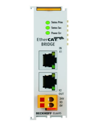 Module I/O beckhoff, EL6695 EtherCAT Bridge Terminal beckhoff , beckhoff vietnam