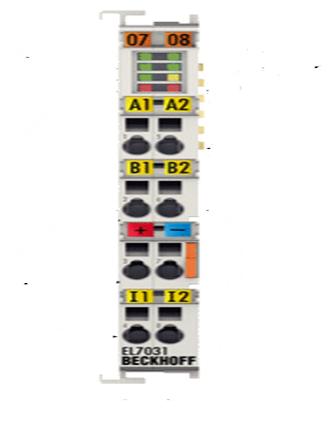 Module I/O EL7031/ EL7041 beckhoff , beckhoff vietnam