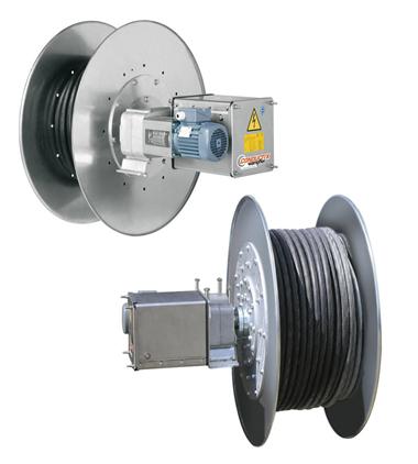 Motor Driven Reels Compact series C conductix, conductix vietnam