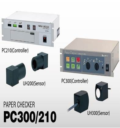 Paper Checker PC300, Bộ kiểm tra PC210 Nireco