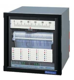 RM18G, RM110G, RM110N, RM18N, RM25G, RM25N, Bộ ghi dữ liệu điện áp ohkura