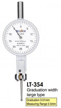Teclock vietnam, đồng hồ so LT-354 Teclock
