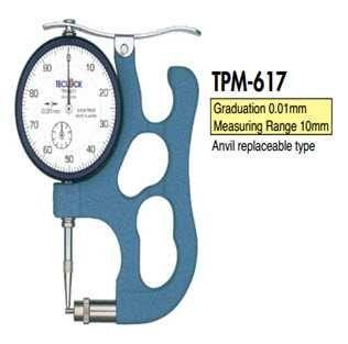 Thickness Gauges TPM-617,Đồng hồ đo độ dày TPM-617 Teclock,teclock vietnam