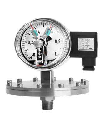Thiết bị đo áp suất có tiếp điểm điện P501, P502 Wise