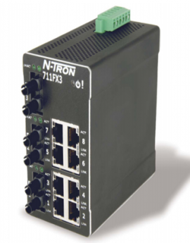 711FX3 Redlion, Industrial Ethernet Switch Redlion, đại lý Redlion tại vietnam