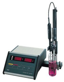 766 Laboratory pH Meter Knick - Máy đo pH để bàn cho phòng Thí nghiệm Knick