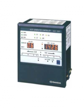 AGC-300 Daiichi, Bộ điều khiển tổ hợp máy phát AGC-100 Daiichi electric