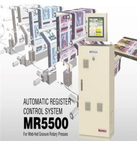 Automaic Register Control System MR5500 Nireco