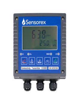 Bộ điều khiển độ dẫn điện Sensorex,  CX3000 Sensorex, Sensorex vietnam