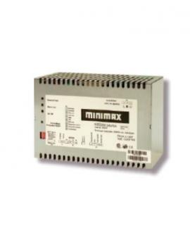 Bộ nguồn Minimax cho hệ thống báo cháy, NT5000 5A/  NT5000 15A  MINIMAX,