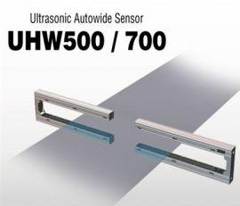 Cảm biến chỉnh biên UHW500-700 Nireco, Đại lý Nireco Vietnam