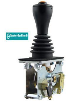 Cần chỉnh hướng Spohn Burkhardt, Joystick ST0